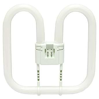 Osram GR10 28 Watt Compact Fluorescent Light CFL Square 4-Pin Lamp