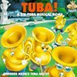 Tuba / Six Tuba Musical Romp by Meinl's Tuba Sextet (1992) Audio CD