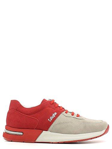 Callaghan 91300 Scarpa lacci Uomo Rojo 45