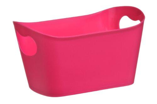 Premier Housewares Storage Caddy, Hot Pink