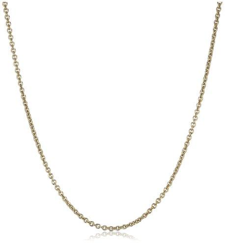 Dyrberg/Kern Damen-Halskette Priam 40 Shiny Gold 332372