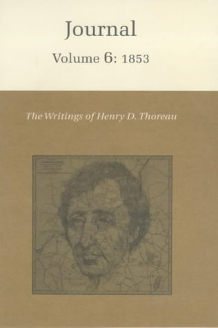 Thoreau Journal V-6: 1853