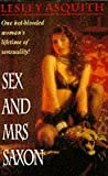 img - for Sex and Mrs. Saxon book / textbook / text book
