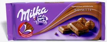 Milka – Noisette 100g (Pack of 3)