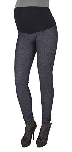 Mija Arts - forma anatomica Mija, lunga tubi leggins per borraccia Schwa corto pantaloni 3007 nero 42 / 44