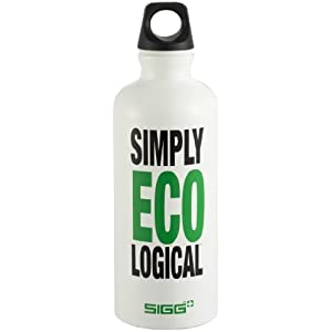 Sigg 0.6-Liter Lifestyle Water Bottle