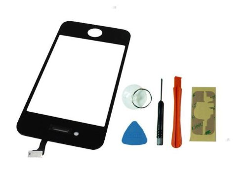 100% Replacement Iphone 4G 4Th Gen Lcd Touch Screen Digitizer + Tool