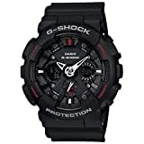 Men's Black G-Shock Analog Digital Anti-Magnectic (model number GA-120-1ACR)