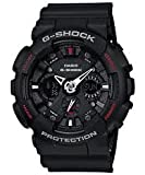 Men's Black G-Shock Analog Digital Anti-Magnectic (model number GA-120-1ACR) thumbnail