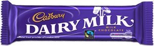 Cadbury Dairy Milk Chocolate Bars 12 Count
