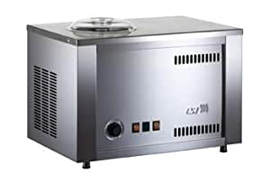 Musso Fiume Giardino Commercial Ice cream machine , in stainless steel ,Made in Italy: Amazon.co ...