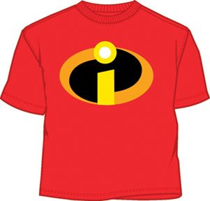 The Incredibles Basicon T Shirt Size S Apparel
