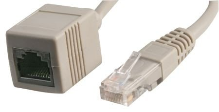 CAT 5E 2M PATCH LEAD UTP EXTENSION