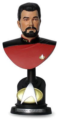 Buy Low Price Sideshow Limited Edition Commander Riker Bust Star Trek: The Next Generation from SideShow Collectibles Figure (B001FD1C7G)