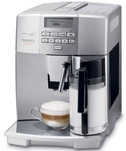 De'Longhi Magnifica ESAM04.350.S Rapid Cappuccino 