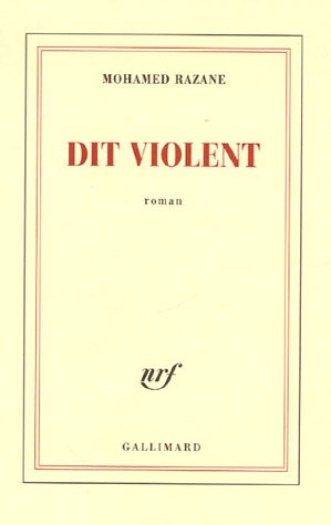 Dit violent (French Edition)
