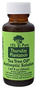 Thursday Plantation - Tea Tree Water Soluble Solution 15 50ml., 1.69 fl oz liquid