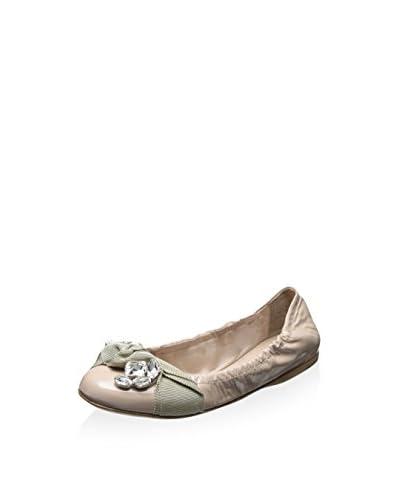 MIU MIU Women's Ballerina Flat