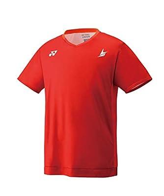 [ヨネックス] メンズ テニス ゲームシャツ(フィットスタイル) マンダリンオレンジ 10295y 380 M