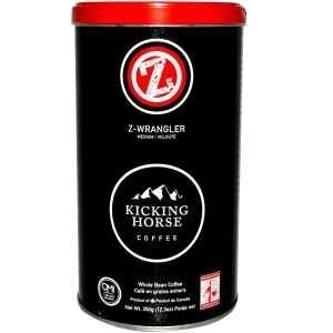 Kicking Horse Whole Bean Coffee Z-Wrangler -- 12.3 oz by Kicking Horse [Foods]