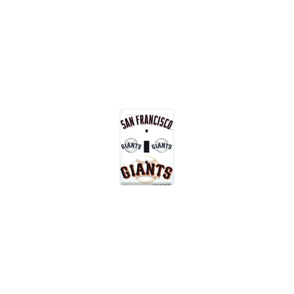 San Francisco Giants Light Switch plate