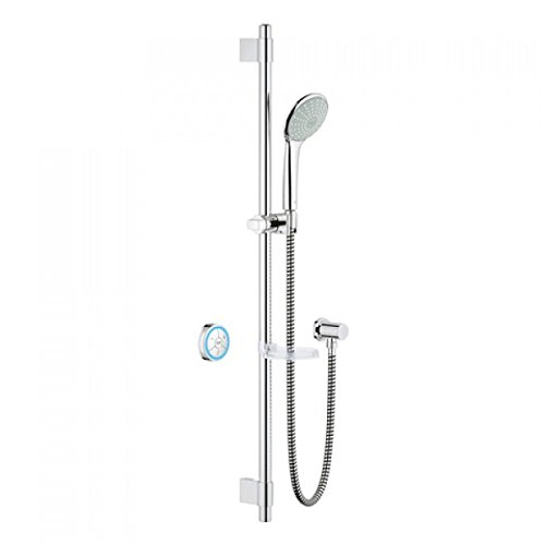 GROHE Brausegarnitur Euphoria Digital 36299 mit digitaler Thermostat Einheit chrom 36299000