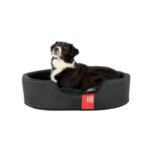 Poi Dog Luxury Oval Dog Bed