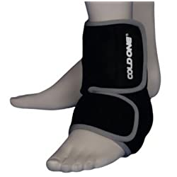 Cold One® Ankle / Foot Ice Wrap BLUE ONLY AVAIL.