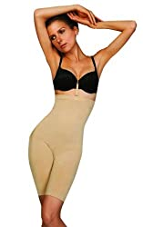 Valentina Shapewear Seemless High Waist Nipper Shaper Mid Compression