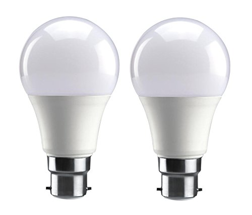 Syska SSK-PA 5W LED Bulb (White, Pack of 2)