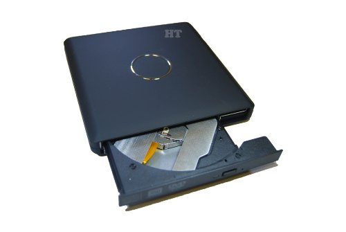 SLIM - external USB 2.0 DvD/CD-RW drive burner for Motion Computing C5, F5, LE1700, LS800