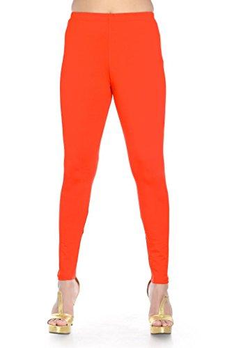 Elaine Women's Cotton Lycra Leggings - B00U65KVOY