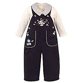 Disney Mickey Mouse Overall Set | Baby's Store