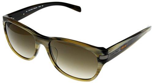 Calvin Klein Sunglasses Unisex CK7704S 097 Horn