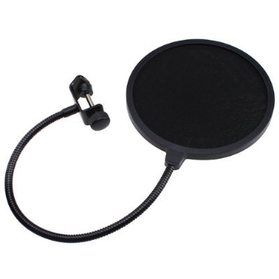 Image® Flexible Microphone Mic Pop Filter