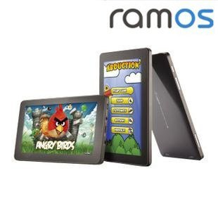 RAMOS+W10+7インチ+Android+2.2+Cortex-A9+800MHz