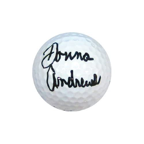 Dona Andrews Autographed / Signed Golf Ball