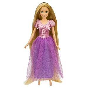 NEW Disney Tangled Classic Rapunzel Doll -- 12