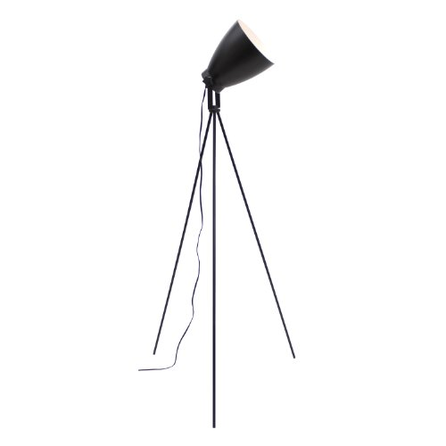 Lumisource Ls-L-Gramrdr Bk Grammy Reader Floor Lamp