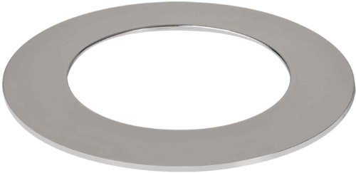 Halo Recessed TRM490PC 6-Inch LED Accessory Slim Ring, Polished Chrome