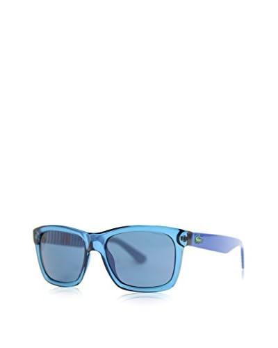 Lacoste Gafas de Sol L-711S-424 (53 mm) Azul