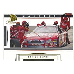 Buy 2006 Press Pass Premium #41 Carl Edwards' Car Machine by Press Pass