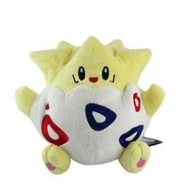 D&Y Cute ! Pokemon Togepi 20cm Soft Plush Stuffed Doll Toy #175 Cute Gift Fast Shipping Ship Worldwide From Hengheng Shop Multicoloured, 20cm - 1