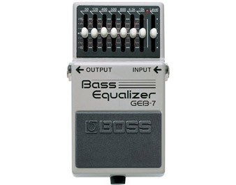 BOSS GEB7 GRAPHIC EQUALIZER