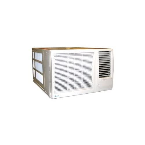 ComfortAire RAH183G 18,000 BTU Window Air Conditioner Heater With Energy Star Rating