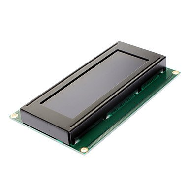 """Zcl Arduino Compatible 80 Character 3.1"""" Lcd Display Module - Green"""