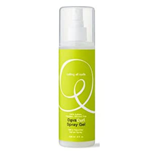 Devacurl Spray Gel, 8.0 Fluid Ounce