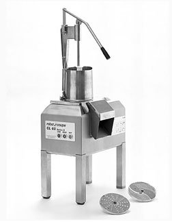 Heavy-Duty Food Processor