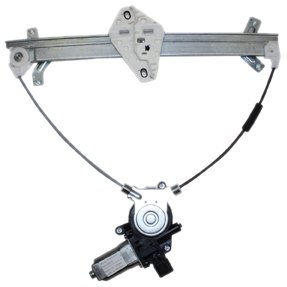 Tyc 660110 honda accord front driver side for 1991 honda accord window regulator