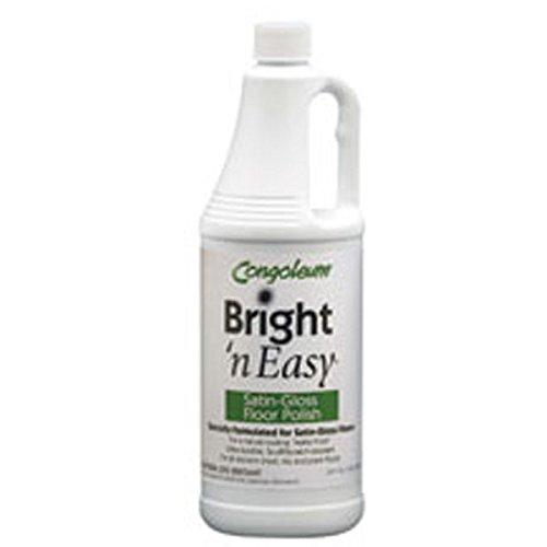 Congoleum Bright 'N Easy Satin-Gloss Floor Polish 32oz (Congoleum Floor Cleaner compare prices)